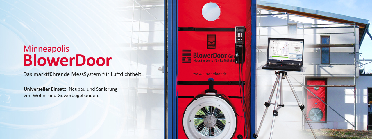 Minneapolis BlowerDoor Standard